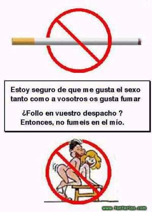 Deja de fumar ya!!!!